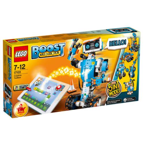 Ludibrium-LEGO BOOST 17101 - Programmierbares Roboticset - Klemmbausteine