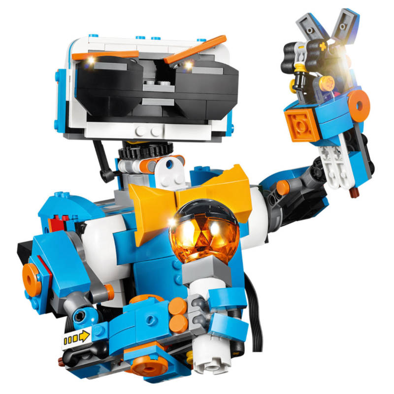 Ludibrium-LEGO BOOST 17101 - Programmierbares Roboticset