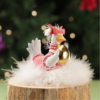 Ludibrium-Krinkles - Mini Goose A Laying Christmas Ornament