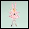 Ludibrium-Krinkles - Pandora Hase Mini Ornament