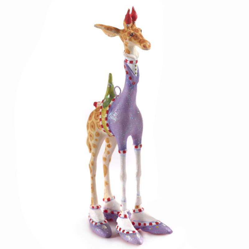 Ludibrium-Krinkles - Jambo George Giraffe Mini Ornament