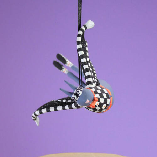 Ludibrium-Krinkles - Halloween - I Am Bat Man Mini