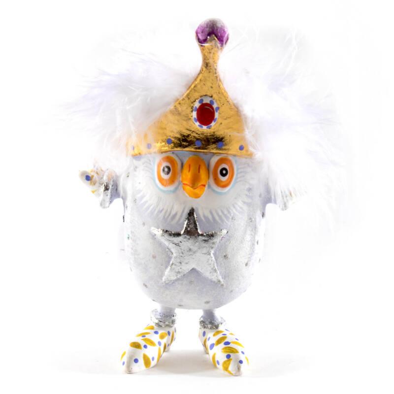 Ludibrium-Krinkles - Woodland - Octavia Owl Ornament