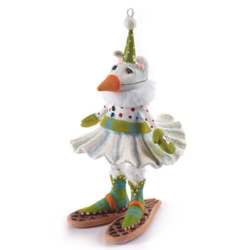 Ludibrium-Krinkles - Mini Alaska Snowdog Ornament
