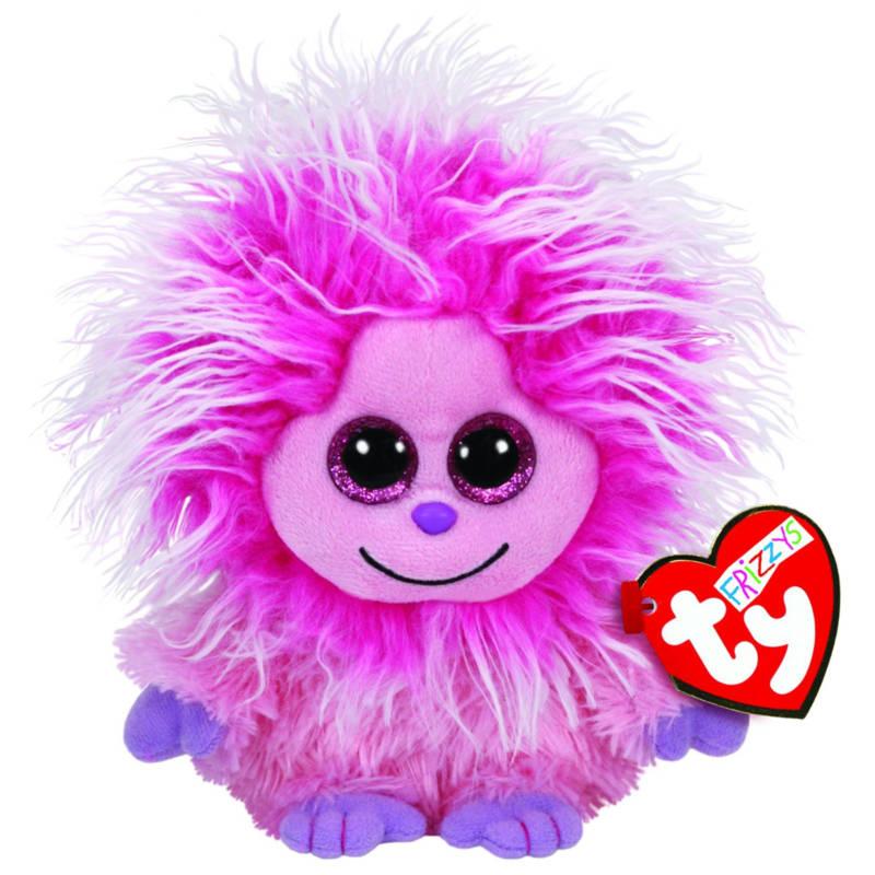 Ludibrium-Kink - pinker Frizzy