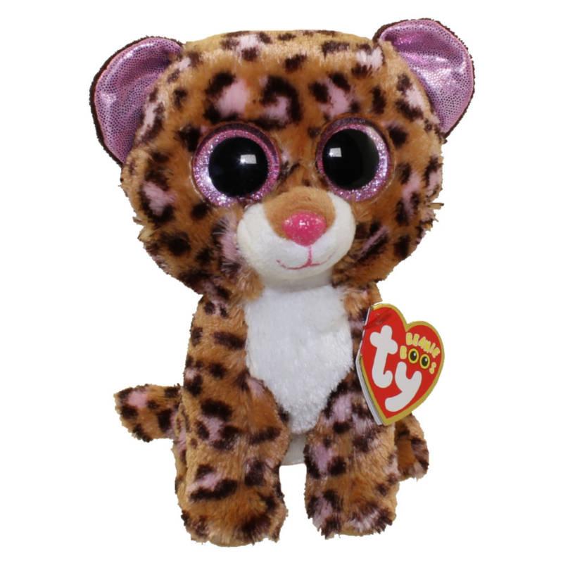 Ludibrium-Beanie Boos - Patches der Leopard