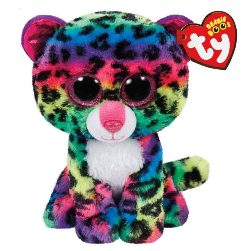 Ludibrium-Beanie Boos -Dotty der Leopard
