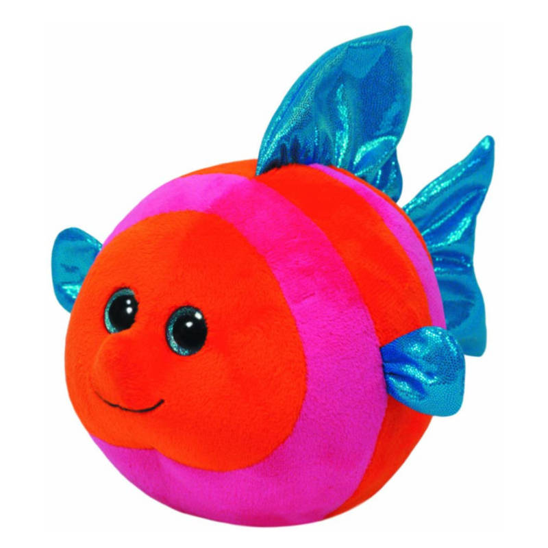 Ludibrium-Beanie Ballz -Splashy der Fisch