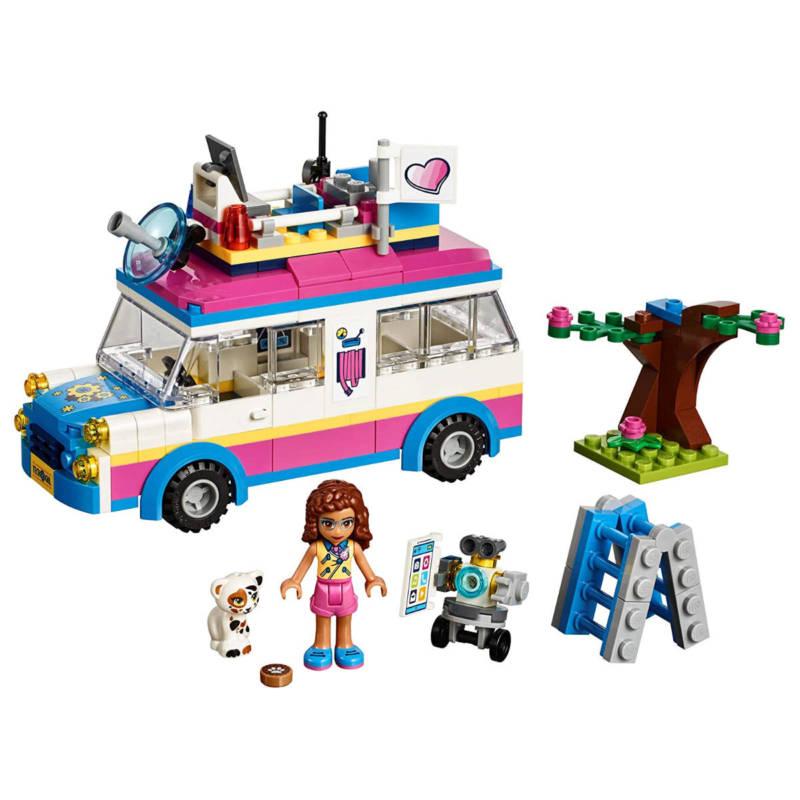 Ludibrium-LEGO® Friends 41333 - Olivias Rettungsfahrzeug