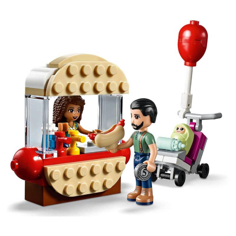 Ludibrium-LEGO® Friends 41334 - Andreas Bühne im Park