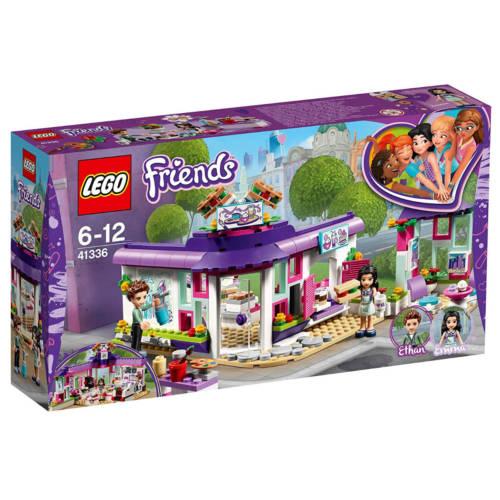 Ludibrium-LEGO® Friends 41336 - Emmas Künstlercafé
