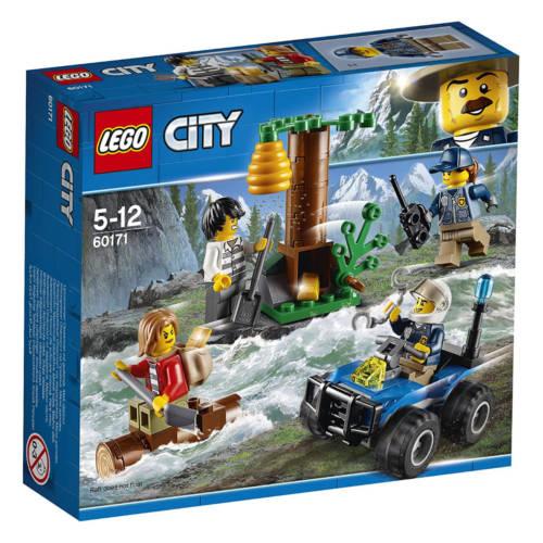 Ludibrium-LEGO City 60171 - Verfolgung durch die Berge - Klemmbausteine