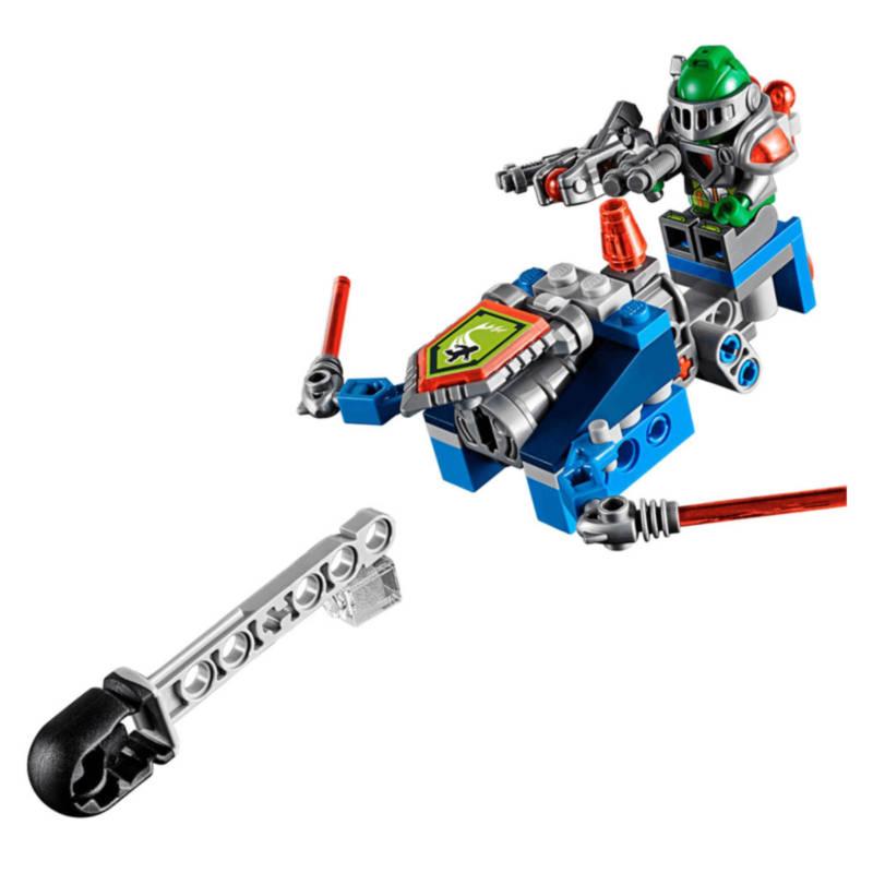 Ludibrium-LEGO Nexo Knights 70317 - Fortrex - Die rollende Festung