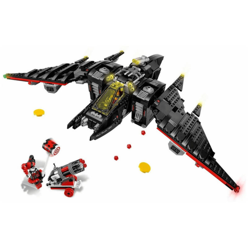 Ludibrium-LEGO Batman Movie 70916 - Batwing