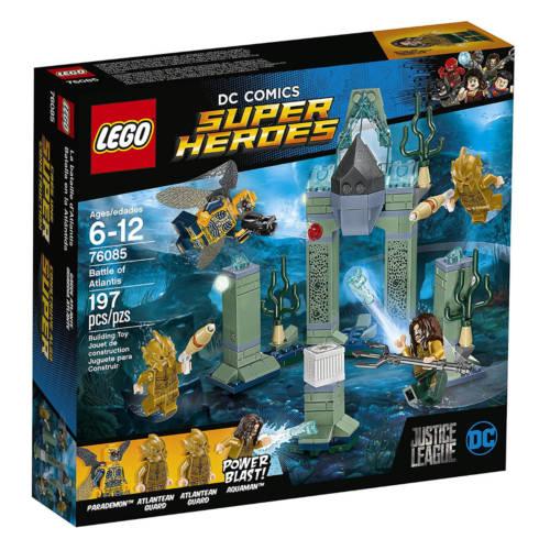 Ludibrium-LEGO DC Comics Super Heroes 76085 - Das Kräftemessen um Atlantis - Klemmbausteine