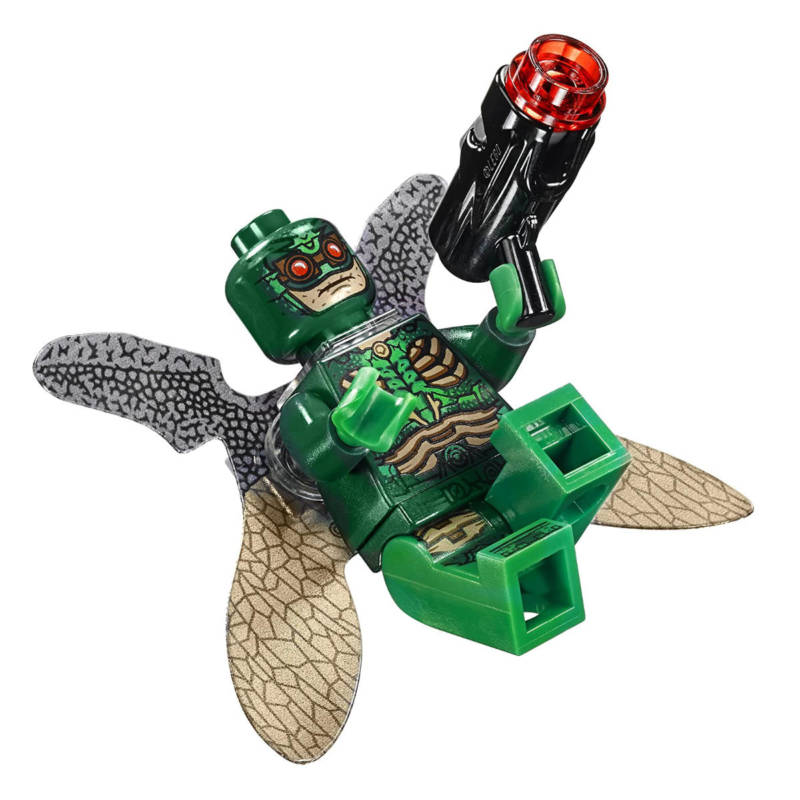 Ludibrium-LEGO® DC Comics Super Heroes 76086 - Knightcrawlers Tunnel-Attacke