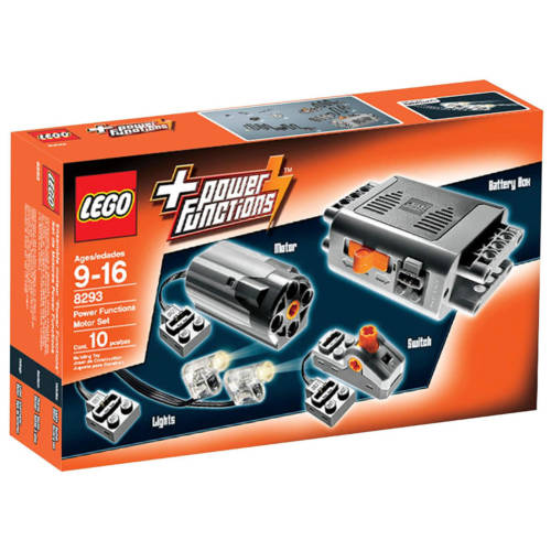 Ludibrium-LEGO  Technic 8293 - Power Functions Tuning Set