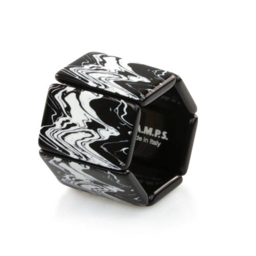 S.T.A.M.P.S. - Armband Belta Marble Black