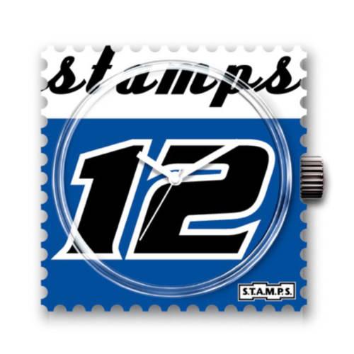 T.A.M.P.S. - Uhrenmotiv Blue Champ