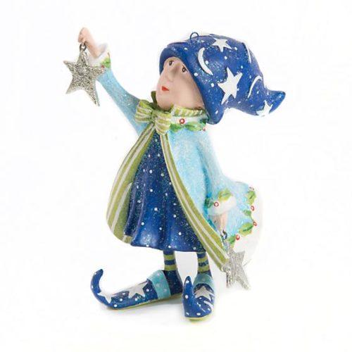 Krinkles -Comet's Star Elf Ornament