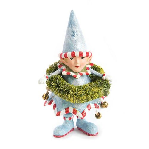 Krinkles -Dasher's Wreath Elf Ornament