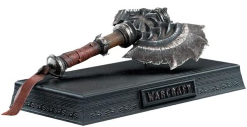 Warcraft - Replik 1/6 Durotan's Axt
