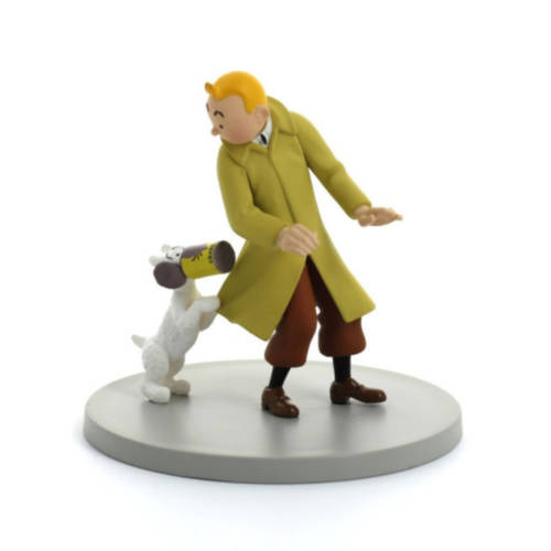 """Szene """"Tintin crabe au pince d'or"""""""