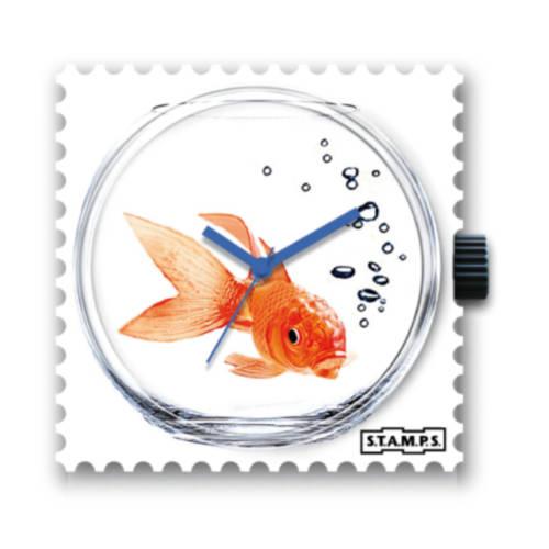 S.T.A.M.P.S. - Uhrenmotiv Fish Bowl