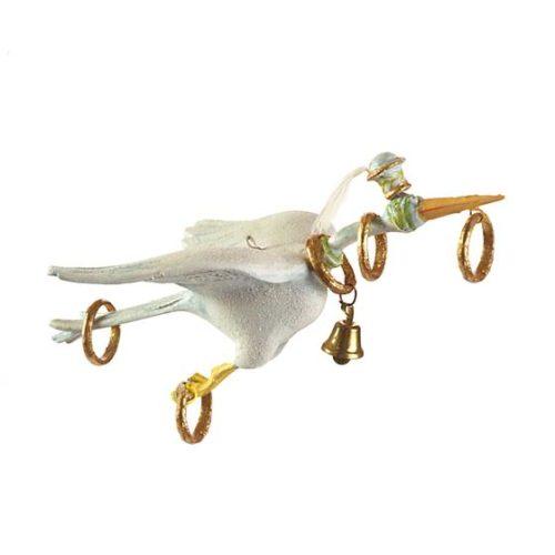 Krinkles - 5-Mini-Goldene Ringe Ornament