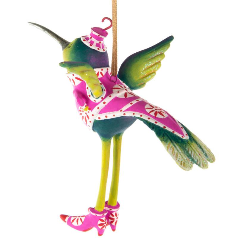 Ludibrium-Krinkles - Hilde Kolibri Ornament