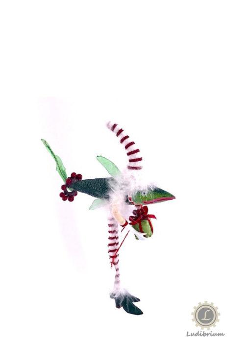 Krinkles - stehender Fisch klein