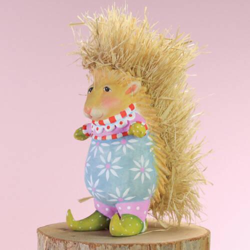 Ludibrium-Krinkles - Mini Igel Pansy Ornament