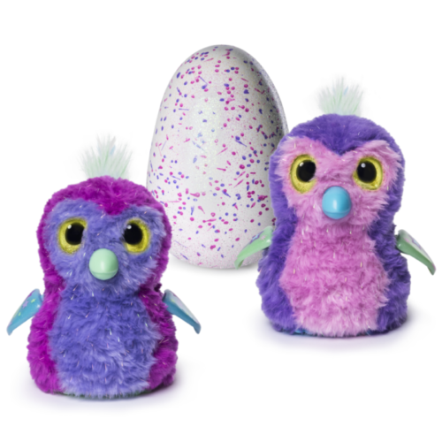 Spinmaster  - Hatchimals - Surprise Pink Giraffe Egg - Twins Set