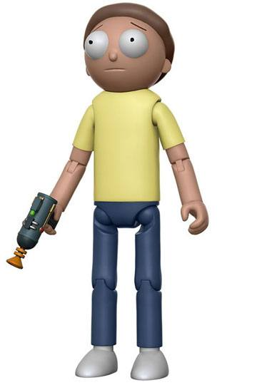 Rick & Morty - Actionfigur Morty