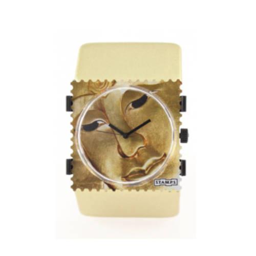 S.T.A.M.P.S. - Armband Belta Metallic Gold