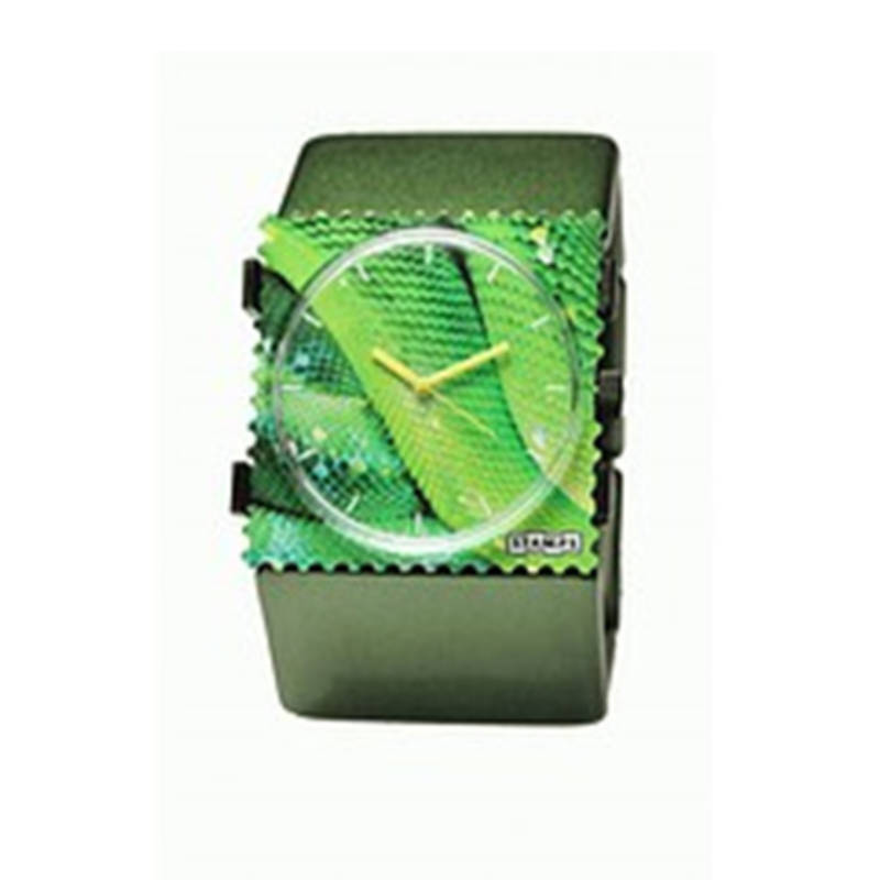 S.T.A.M.P.S. - Armband Belta Metallic Grün