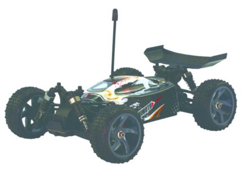 Himoto - SPINO (1:18 Buggy RTR 4WD Brushless/White-black)