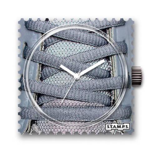 S.T.A.M.P.S. - Uhrenmotiv Sneaker