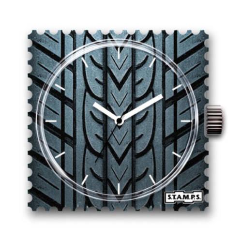 S.T.A.M.P.S. - Uhrenmotiv Speed
