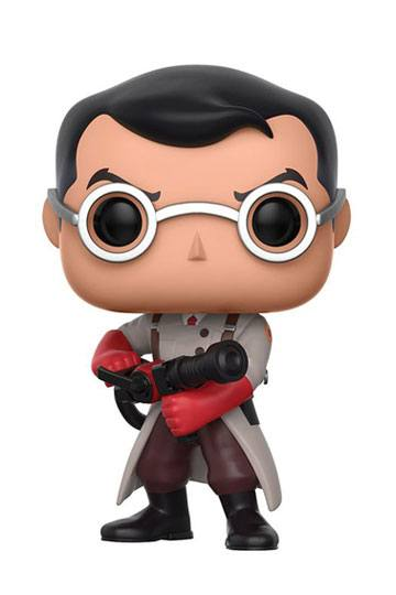 Team Fortress 2 - POP! Games Figur Medic