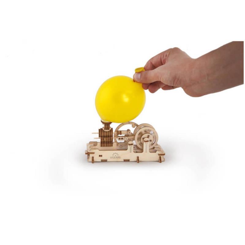 UGEARS 70009 - 3D Holzmodell Dampfmaschine