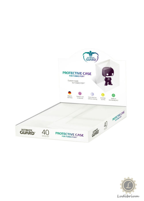 Ultimate Guard - Schutzhülle Protective Case für Funko POP!  Figuren