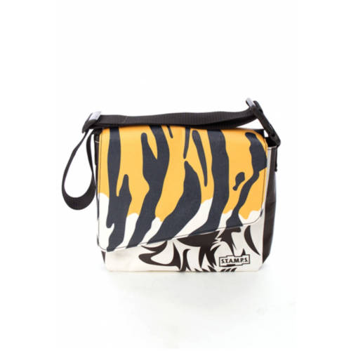 S.T.A.M.P.S. - Tasche - Urban Bag - Black Tiger