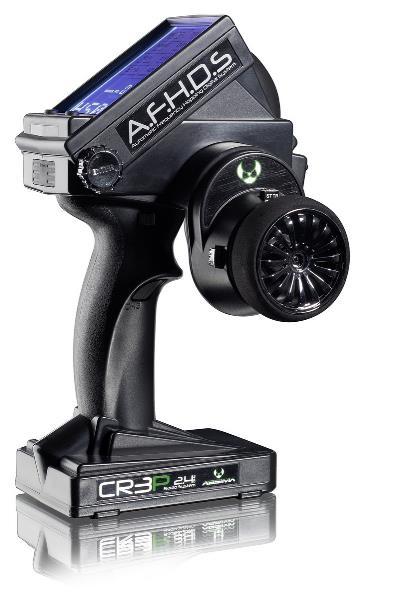 Absima CR3P3-Kanal-Fernsteuerung im 2,4-GHz-Band