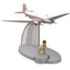 Air India Tim in Tibet / Vol Air India de Tintin au Tibet