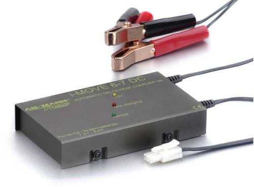 Ansmann energy - Ladegerät Ultra Fast ACS 67 DC (12V)