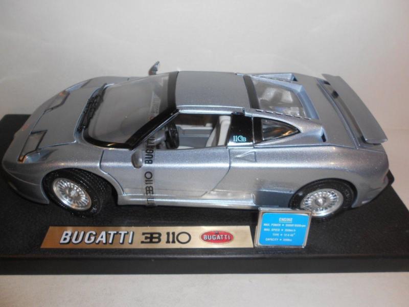 Anson - Bugatti 3B 110, 1:18