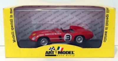 Ferrari Mondial Nr. 3 Carrera Panamericana 1954 Rubirosa - McAfee, 1:43