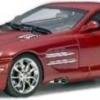 AUTOart - Mercedes-Benz Mclaren SLR in dunkelrot, 1:43