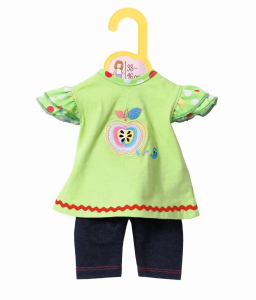 BABY born - Dolly Moda Shirt & Leggins